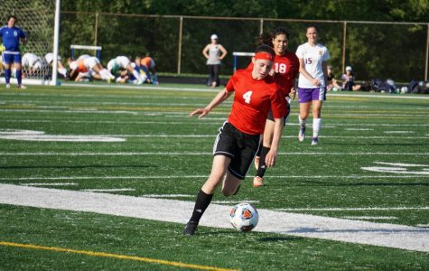 Girls' soccer falls 7-0 at Regionals