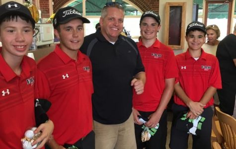 Boys Golf: RPS 205 Cup Tournament
