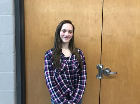Humans of East High: Kayla Anchondo