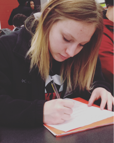 Humans of East High: Katey Dietz