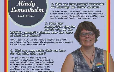 Mindy Lemonholm prepares for a new year