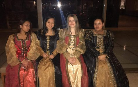 East choir to host their Renaissance Madrigal Dinner