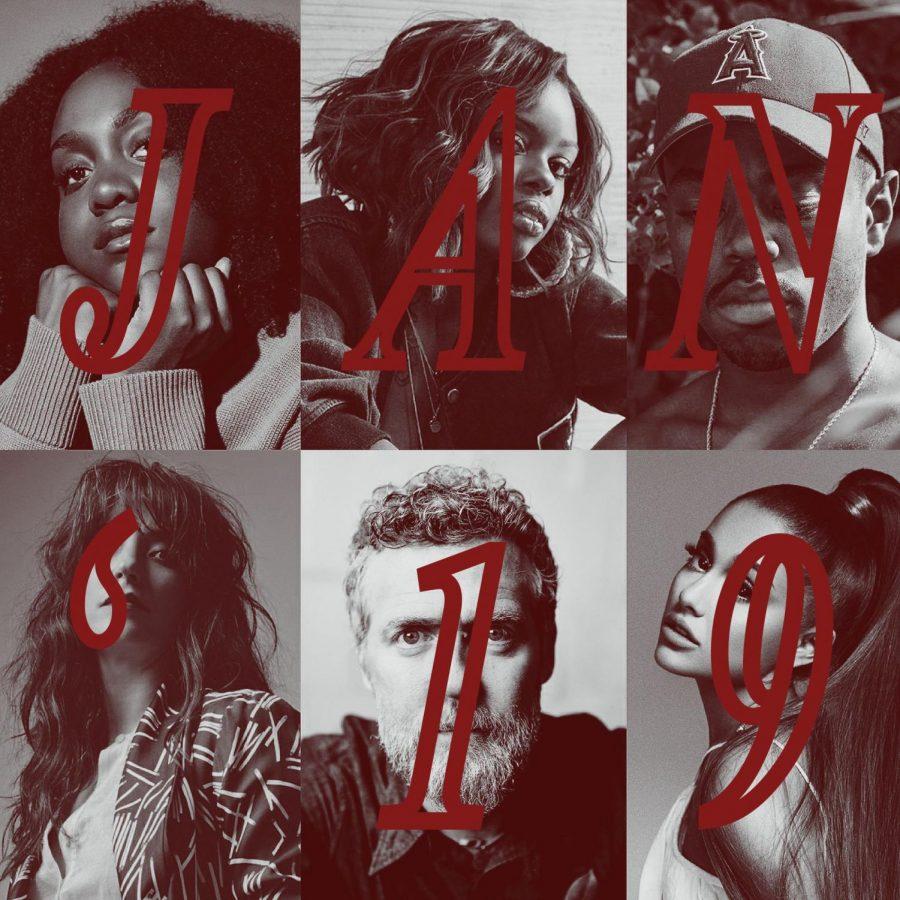 Top 10 Tracks - January 2019