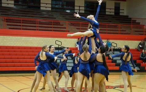 East hosts and places third place in the NIC-10 dance competition