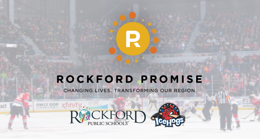 Icehogs raising funds for Rockford Promise Scholarship