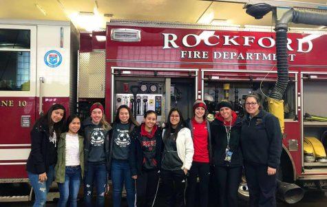 Girl's Soccer Team Spreads Kindness