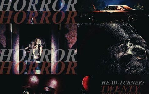 Head-Turner: Twenty Noteworthy Modern Horror Films
