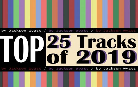 Top 25 Tracks of 2019
