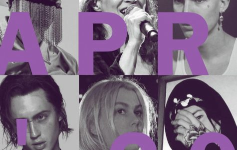 Top 10 Tracks - April 2020